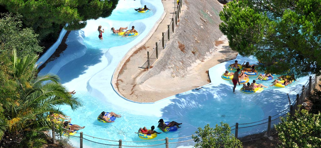Parc aquatique Aqualand